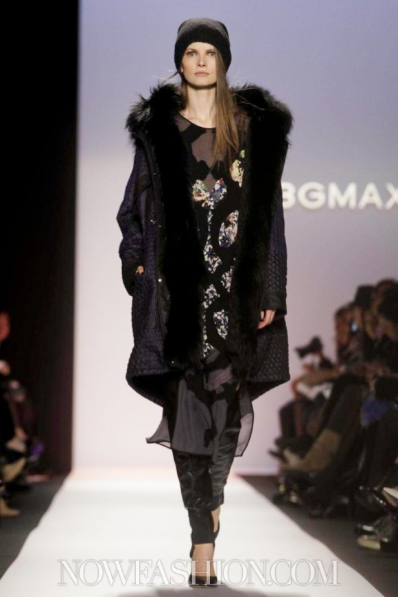 BCBG, Ready to Wear Collection, Fall Winter 2013, New York